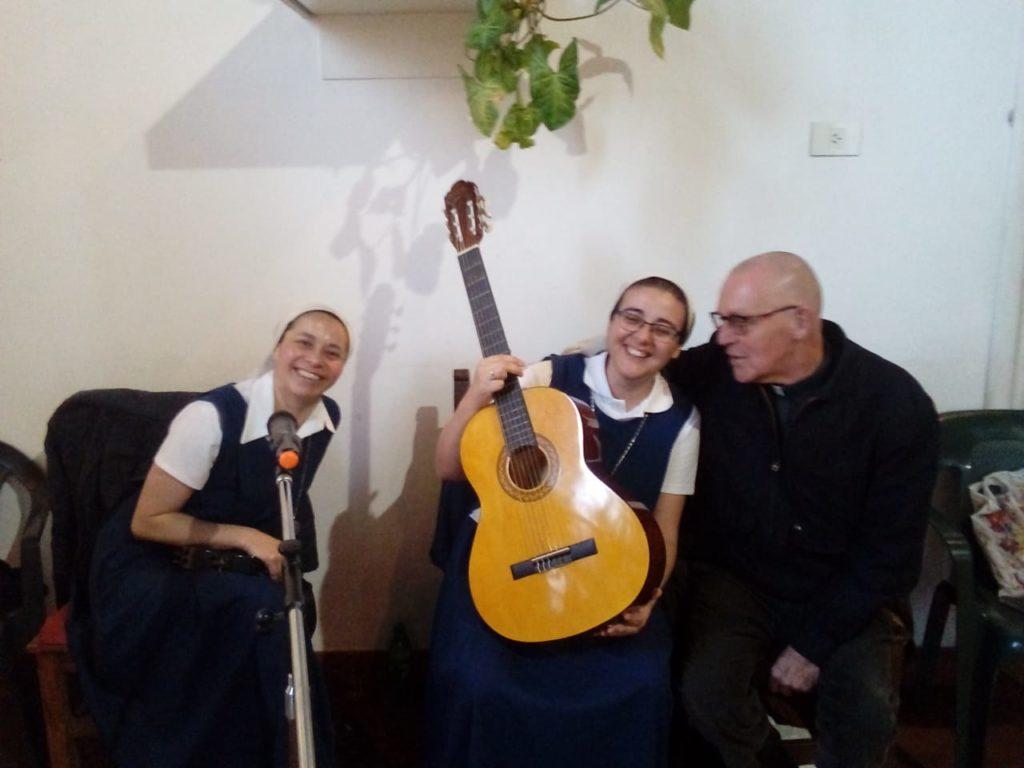 2018 Padre Elías entre nosotros... Gracias2