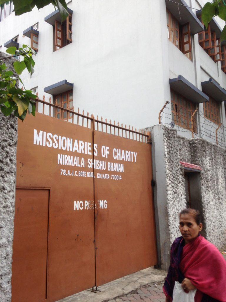 2018 Retiro en Calcuta Shishu Bhavan